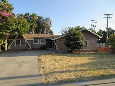 Turlock Single Family Home For Sale: 100 Hayes Drive
