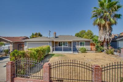 Sacramento Single Family Home For Sale: 131 Fairbanks