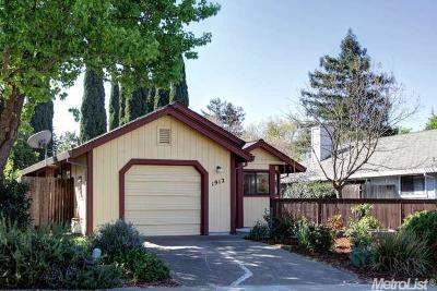 Davis Single Family Home For Sale: 1912 Calaveras Avenue