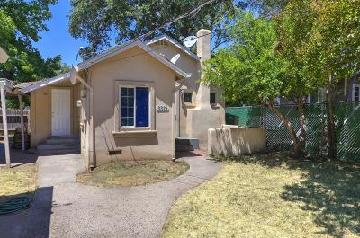 Sacramento Multi Family Home For Sale: 3325 Belden Street