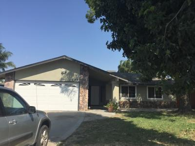 Modesto Single Family Home For Sale: 1642 Verdea Court