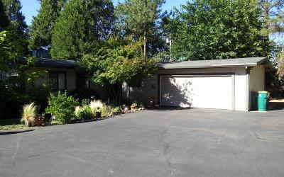 El Dorado County Single Family Home For Sale: 2960 Toomes Lane