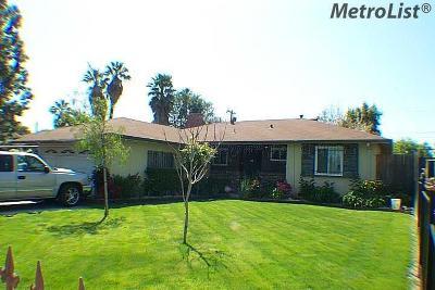 Sacramento County Single Family Home For Sale: 5060 Bonniemae Way