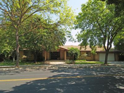 Modesto Single Family Home For Sale: 2804 College