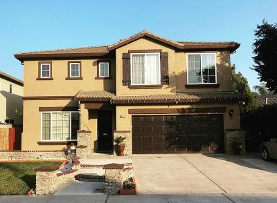 Stockton Single Family Home For Sale: 2024 Autumn Oak Place