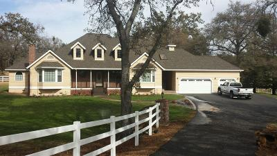 Placerville Single Family Home For Sale: 3181 Stagecoach Road