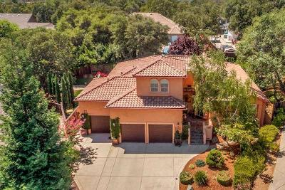 El Dorado Hills Single Family Home For Sale: 1438 Jackson Court