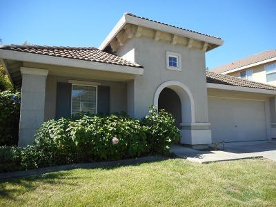 Sacramento Single Family Home For Sale: 455 Alcantar Circle