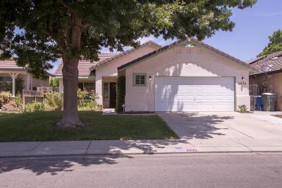 Modesto CA Single Family Home For Sale: $289,900