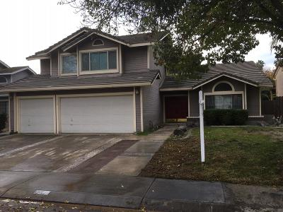 Modesto Single Family Home For Sale: 1529 Westridge Place