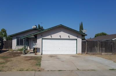 Modesto Single Family Home For Sale: 821 Herndon Road