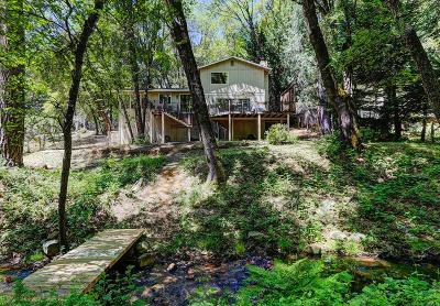 Grass Valley Single Family Home For Sale: 14989 Stinson Drive