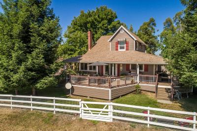 Newcastle Single Family Home For Sale: 722 Bridge Lane