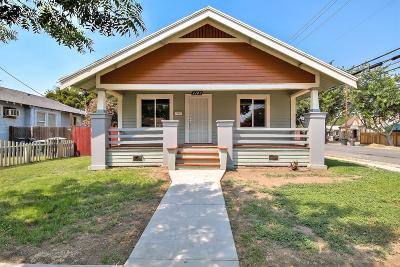 Tracy Single Family Home For Sale: 1143 Bessie Ave