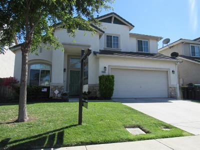 Stockton Single Family Home For Sale: 4502 Pissarro