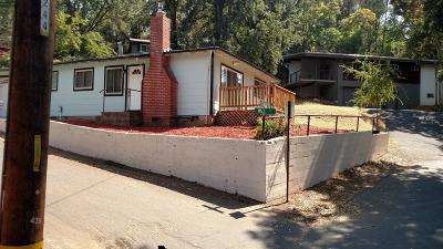 Sonora Single Family Home For Sale: 123 Wall Street