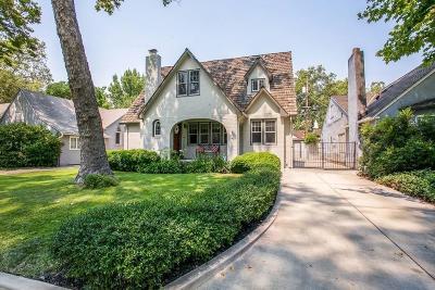Sacramento Single Family Home For Sale: 2681 6th Avenue