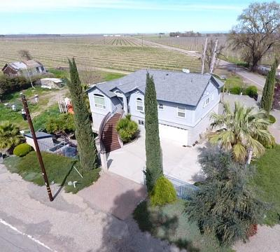 Sutter County Single Family Home For Sale: 6744 Garden Highway