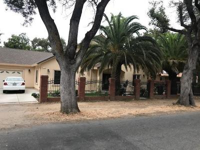 Citrus Heights Single Family Home For Sale: 7563 Watson Way