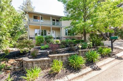 El Dorado Hills Single Family Home For Sale: 1020 Emerald Hills Court