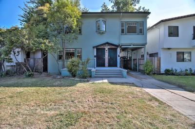 Sacramento Multi Family Home For Sale: 3448 J Street #3450