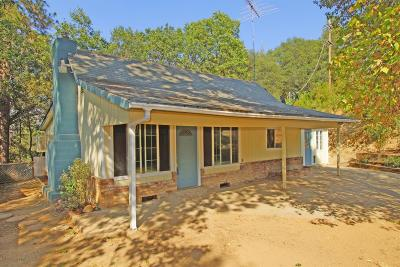 Placerville Single Family Home For Sale: 3869 Lockie Court
