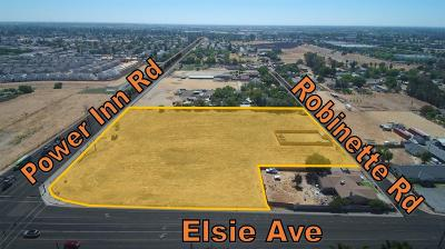 Sacramento Residential Lots & Land For Sale: 7825 Robinette Road