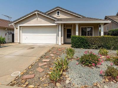 Rancho Cordova Single Family Home For Sale: 10663 Basie Way