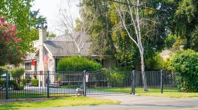 Stockton Single Family Home For Sale: 2235 Moreing Road