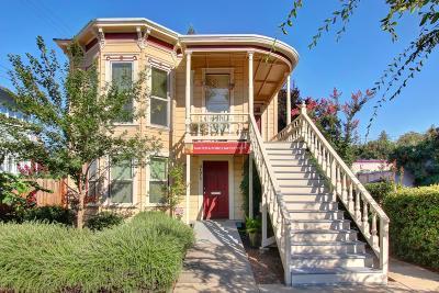 Sacramento Multi Family Home For Sale: 517 19th Street