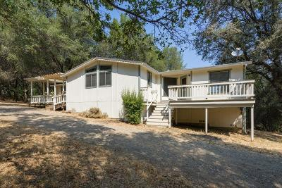 Placerville Single Family Home For Sale: 3540 Hidden Hills Lane