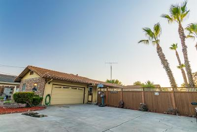 Manteca Single Family Home For Sale: 129 Mylnar Avenue