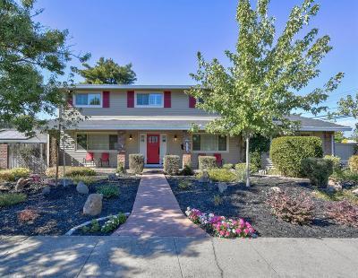 Sacramento Single Family Home For Sale: 4053 Robertson Avenue