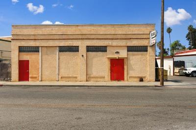 Patterson Commercial For Sale: 214 South El Circulo Avenue