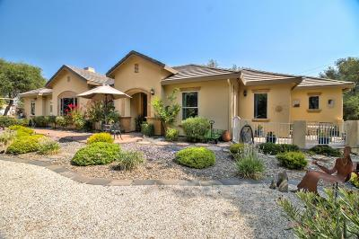 El Dorado Hills CA Single Family Home For Sale: $779,000