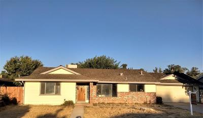 Merced Single Family Home For Sale: 4030 Rutgers Court