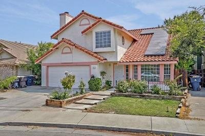 Tracy Single Family Home For Sale: 590 Altamont Drive