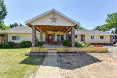 Wilton Single Family Home For Sale: 12750 Quince Lane