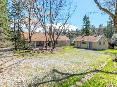 Placerville Single Family Home For Sale: 1747 Beals Road
