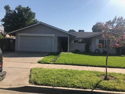 Merced Single Family Home For Sale: 720 El Portal Drive