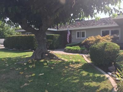 Carmichael Single Family Home For Sale: 4436 Jan Drive