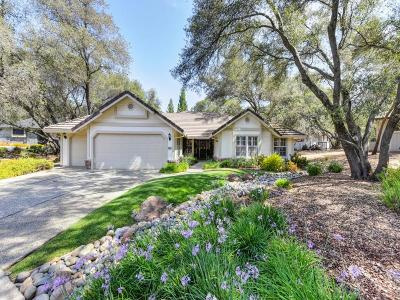 Rancho Murieta Single Family Home For Sale: 6442 Via Del Cerrito