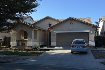 Patterson Single Family Home For Sale: 1451 Mesa Creek Drive