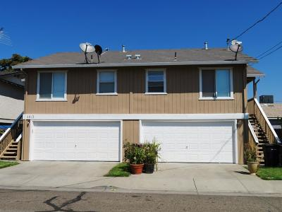 Hughson Multi Family Home For Sale: 6813 Pine Street