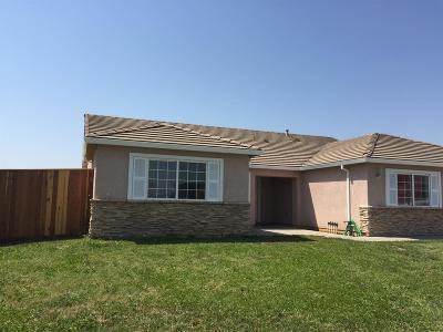 Galt Single Family Home For Sale: 1018 Bay Vista Court