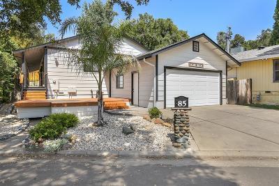 Roseville Single Family Home For Sale: 85 Parry Street