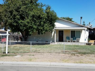 Keyes Single Family Home For Sale: 4113 Esmail Avenue