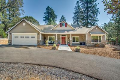 Foresthill Single Family Home For Sale: 6065 Happy Pines