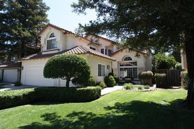 Tracy Single Family Home For Sale: 2260 Redington Drive