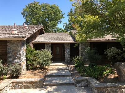 Galt Single Family Home Active Short Sale: 27800 Elliott
